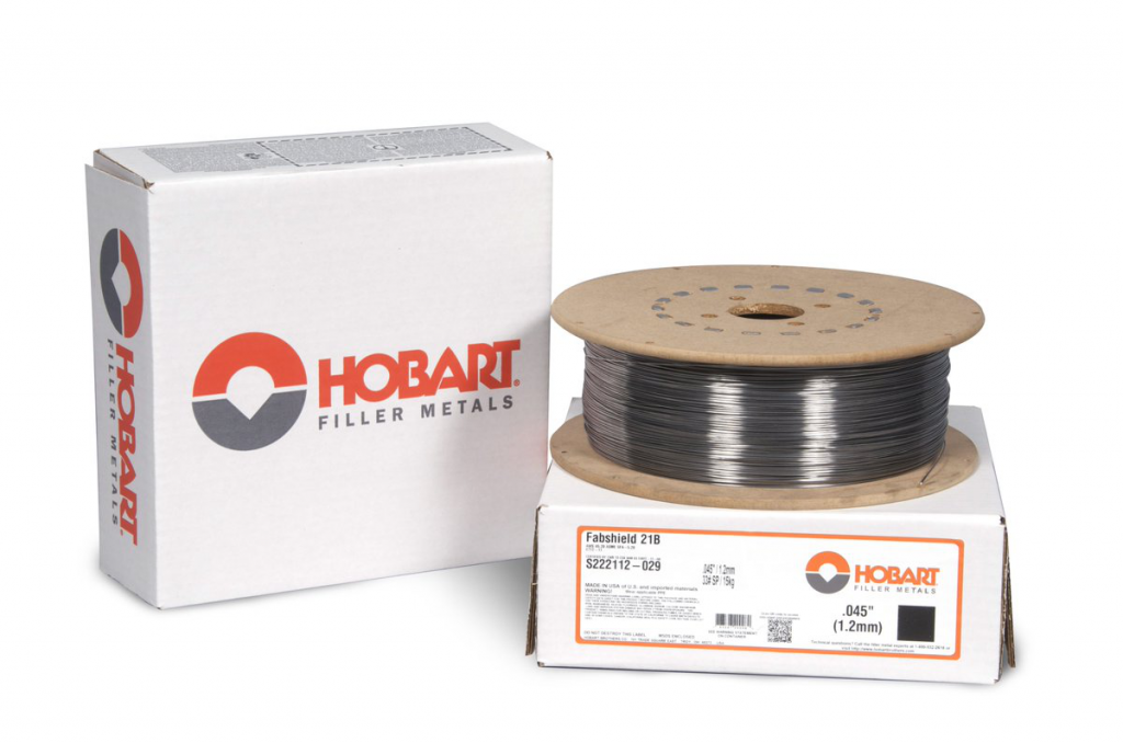 Self Shielded Wires by Hobart
