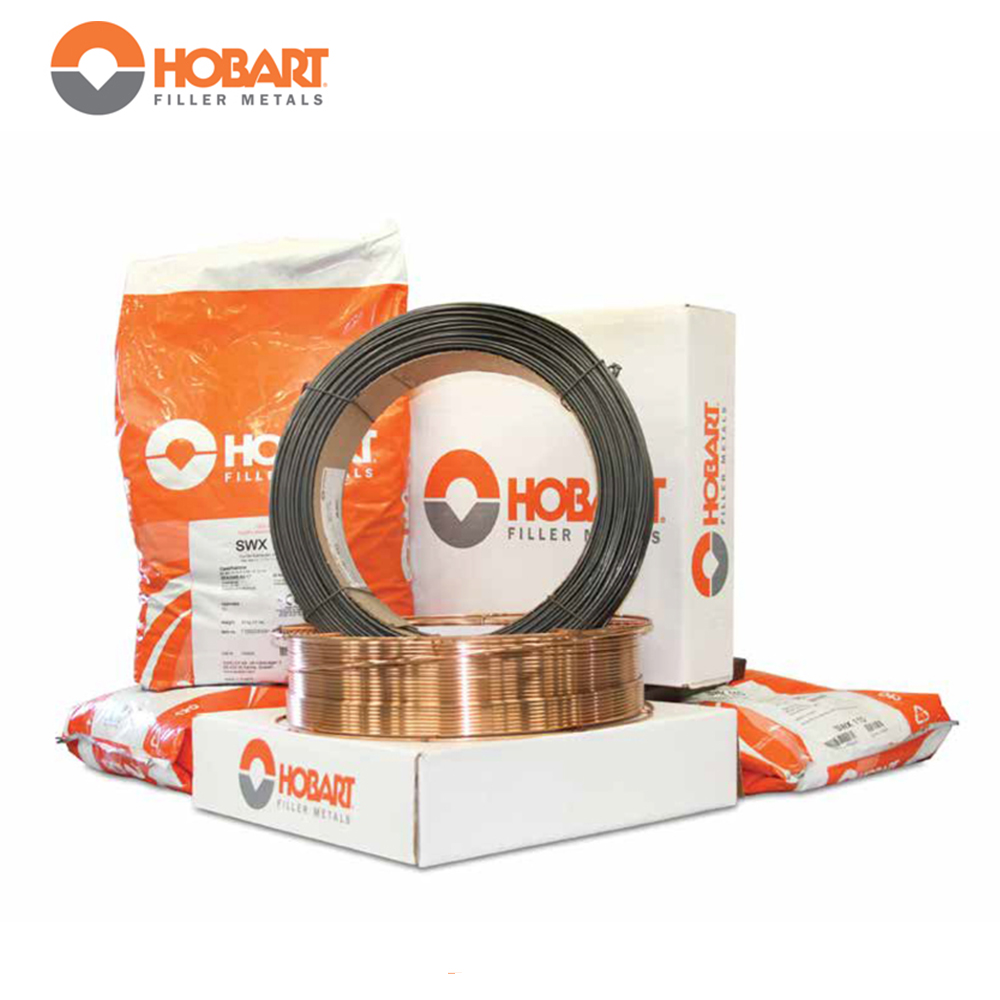 Submerged Arc Metal Cored Wire & Amp Flux by Hobart