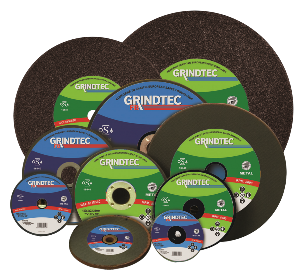 GRINDTEC Cutting And Grinding Wheels by Saint-Gobain Abrasives