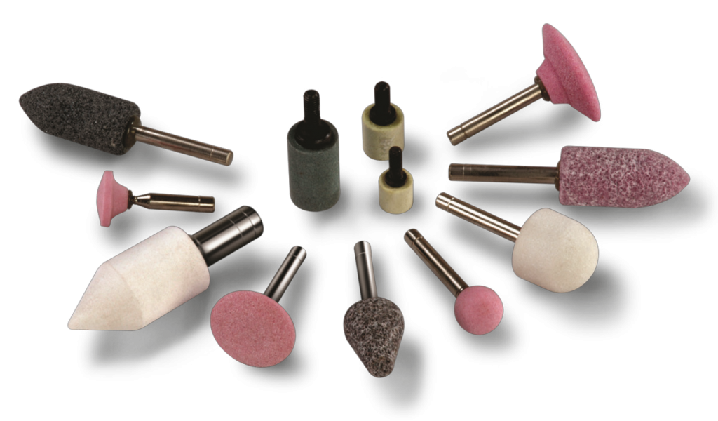 GRINDTEC Mounted Points by Saint-Gobain Abrasives