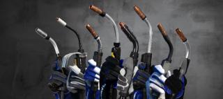 Self Shielded Mig Guns by Bernard