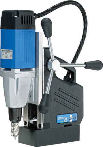 MABasic 200 Portable Magnetic Drilling Machine