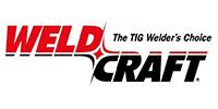 WELDCRAFT - The TIG Welder's Choice Logo