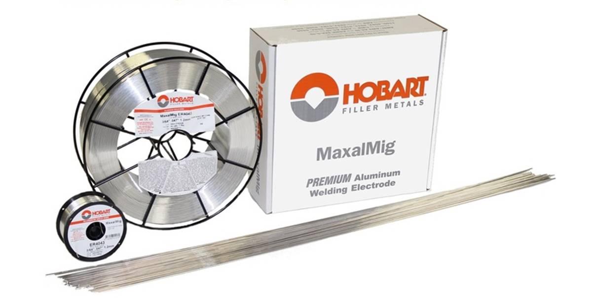 Hobart Aluminum Welding Products