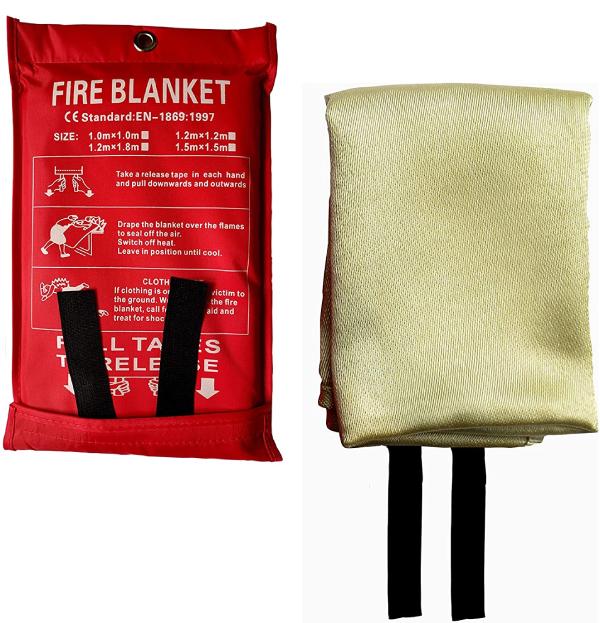 Fire Blankets by Weldarc